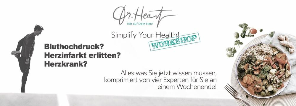 workshop dr Heart